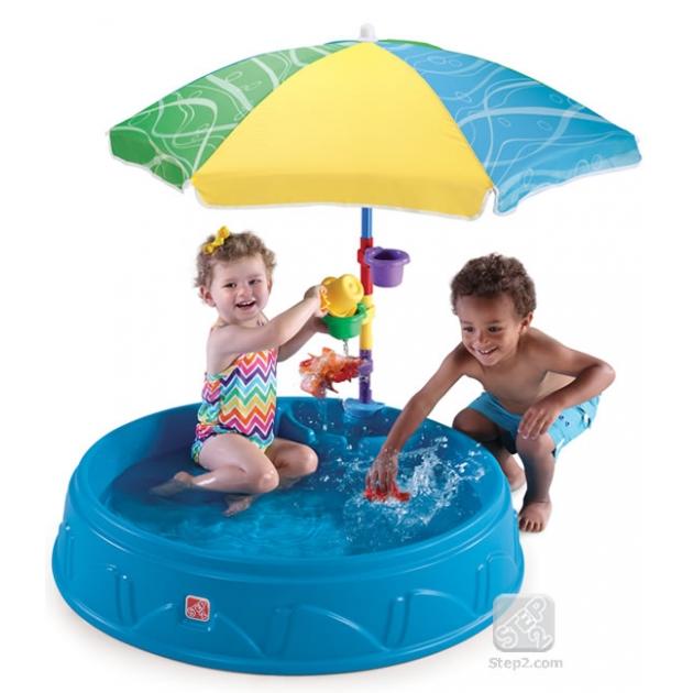 Детская песочница бассейн для малышей Step 2 716000
