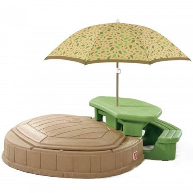 Песочница со столиком Step 2, арт.788900
