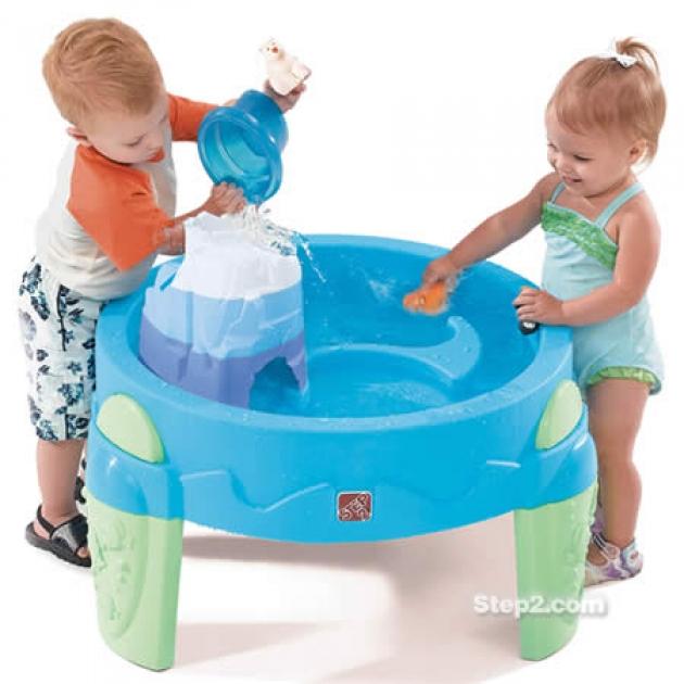 Столик для игр с водой и песком Step 2 Арктика 798400