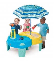 Столик для игр с водой и песком Step 2 Оазис 800700
