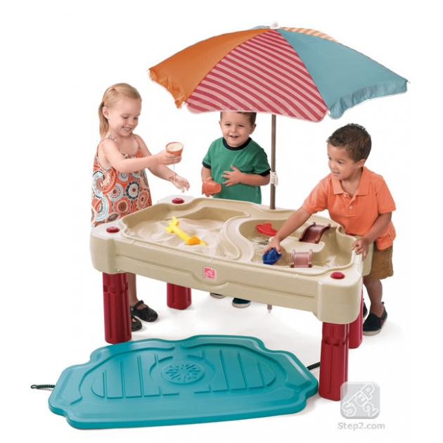 Столик для игр с водой и песком Step 2 820600