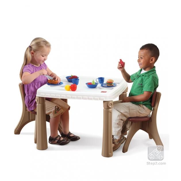 Детский столик и стульчик кухонный 810600 Step 2