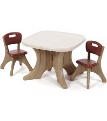 Детский столик и стульчик Step 2 896800