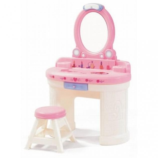 Детский столик и стульчик Step 2 Маленькая Барби 757900