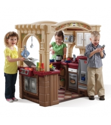 Детская кухня Step2 Веселые поварята с грилем 821400...