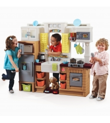 Детская кухня Step 2 Изобретательный повар 821900