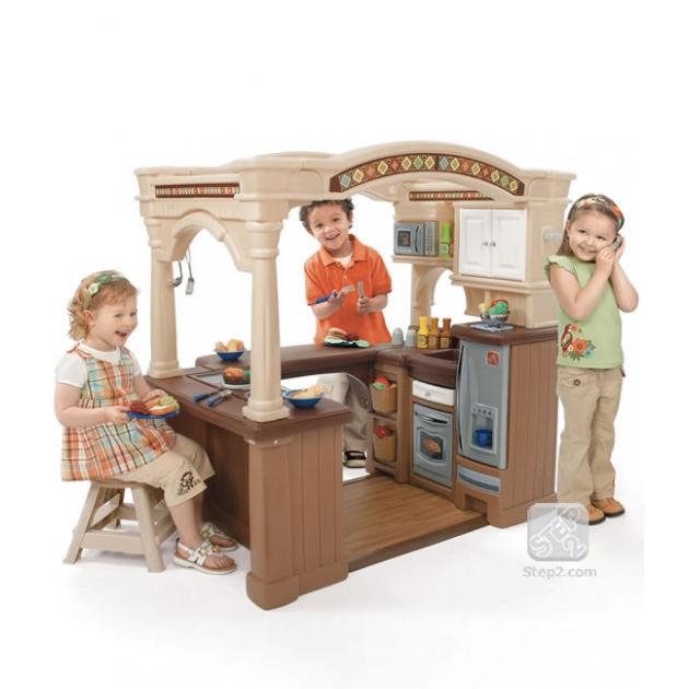 Детская кухня Step2 Веселые поварята 891300
