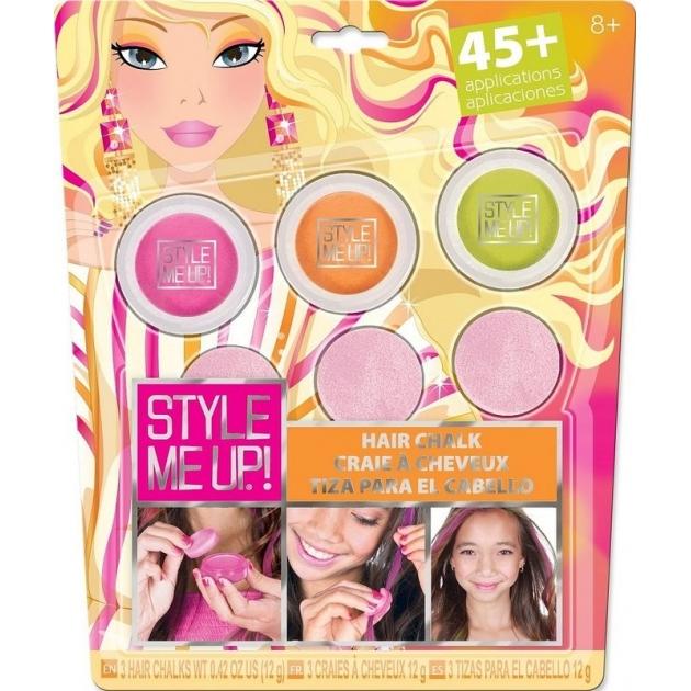 Радужные мелки для волос Style Me Up 1628