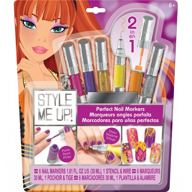 Набор для ногтей Style Me Up Идеальный маникюр 1635