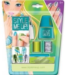 Набор для украшения ногтей Style Me Up Голливудский маникюр 1668...