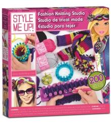 Набор Style Me Up Вязальная студия 207