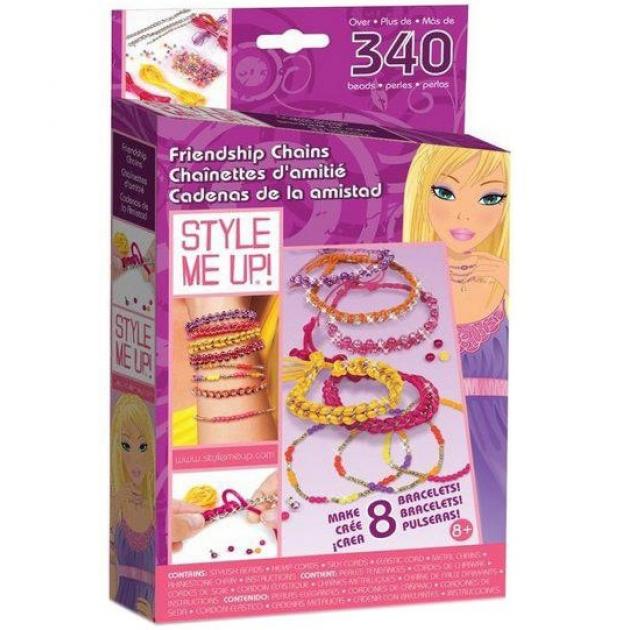 Набор Style Me Up Браслетики для подружек 562