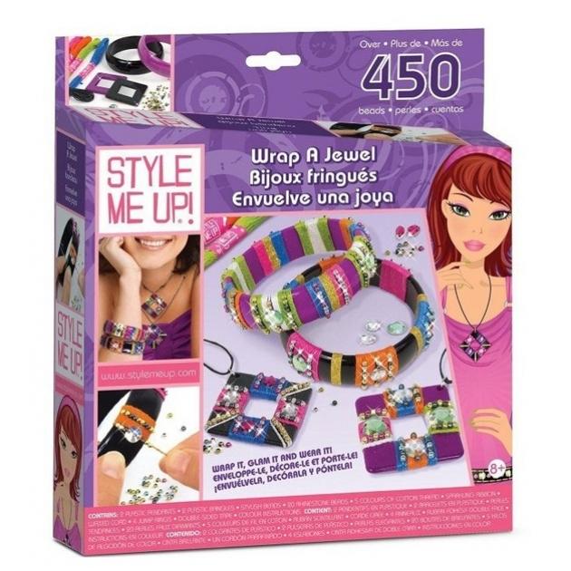 Набор Style Me Up Изумительные кулоны и браслеты 619