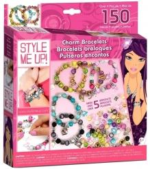 Набор для создания украшений Style Me Up Гламурные браслеты 621...