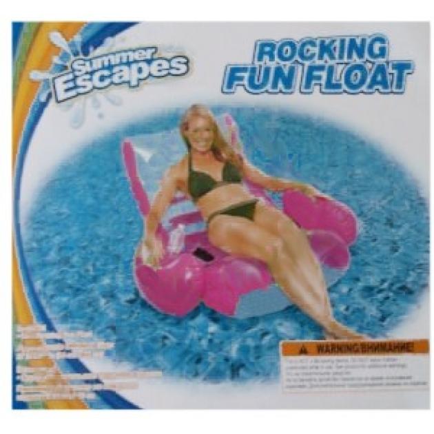 Надувная игрушка для бассейна Summer Escapes Rocking Fun Float assortment