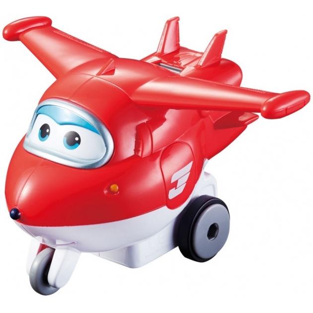Инерционная игрушка Супер Крылья самолет Джетт YW710110