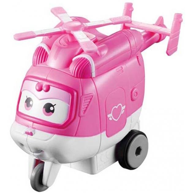 Инерционная игрушка Супер Крылья самолет Диззи YW710140