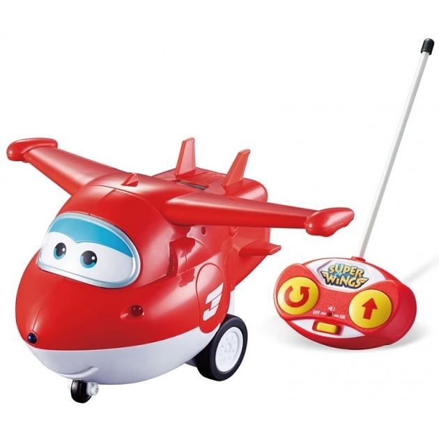Игрушка на радиоуправлении Супер Крылья Джетт YW710710