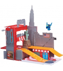 Игровой набор Супер Крылья Джером в Нью Йорке YW710820...