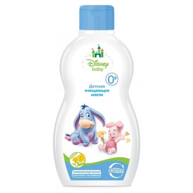 Детское очищающее масло Disney baby 240г