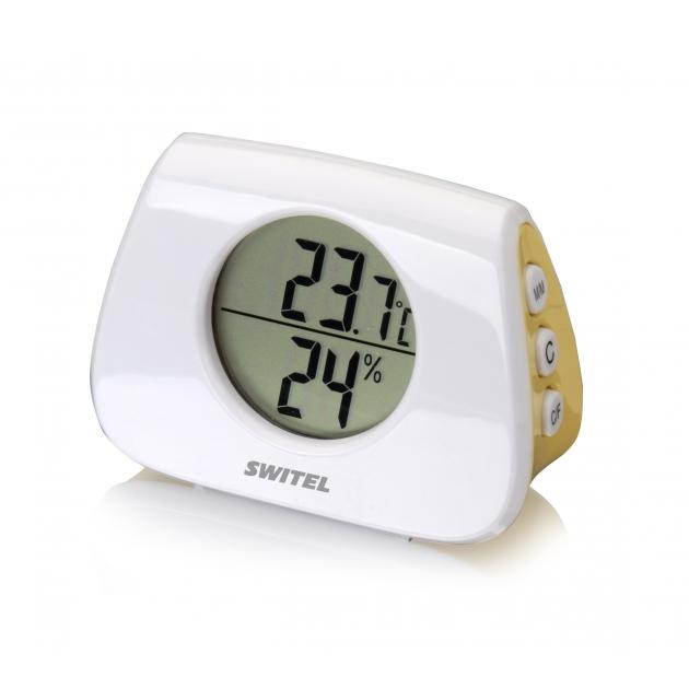Детский термометр гигрометр для детской комнаты Switel BC151