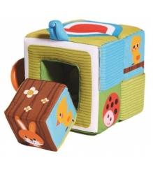 Развивающая книжка Tiny Love Куб 488