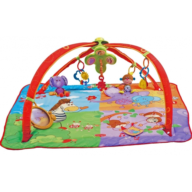 Развивающий коврик Tiny Love Разноцветное сафари 408