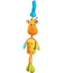 Подвесная игрушка Tiny Love Жираф Самсон колокольчик 434...