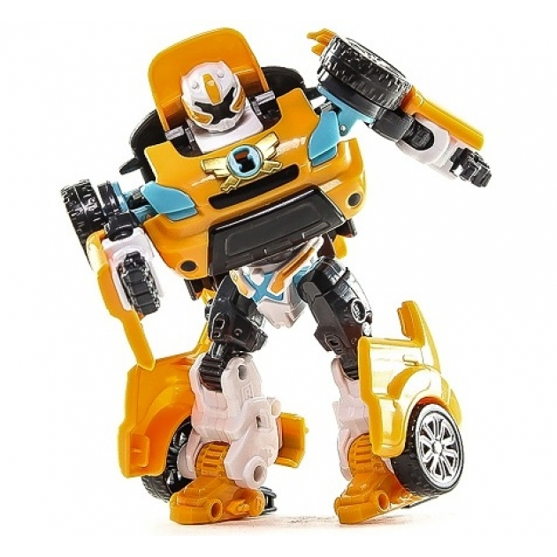 Трансформер Tobot X с ключом-токеном 301001