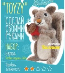 Набор для валяния Toyzy Белка TZ-F013