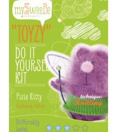 Набор для вязания Toyzy Котофея TZ-K003