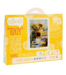 Набор для картин шерстью Toyzy Подсолнечные дни TZ-P012...