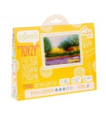 Набор для картин шерстью Toyzy Прованс TZ-P019