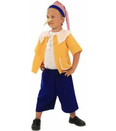 Карнавальный костюм для мальчика Вестифика Буратино...