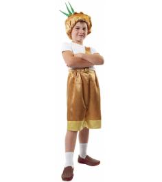 Карнавальный костюм для мальчика Вестифика Чиполлино...
