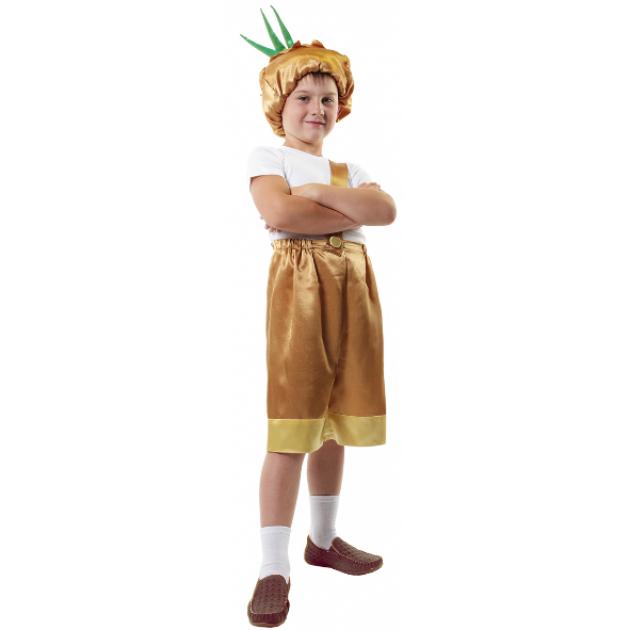 Карнавальный костюм для мальчика Вестифика Чиполлино