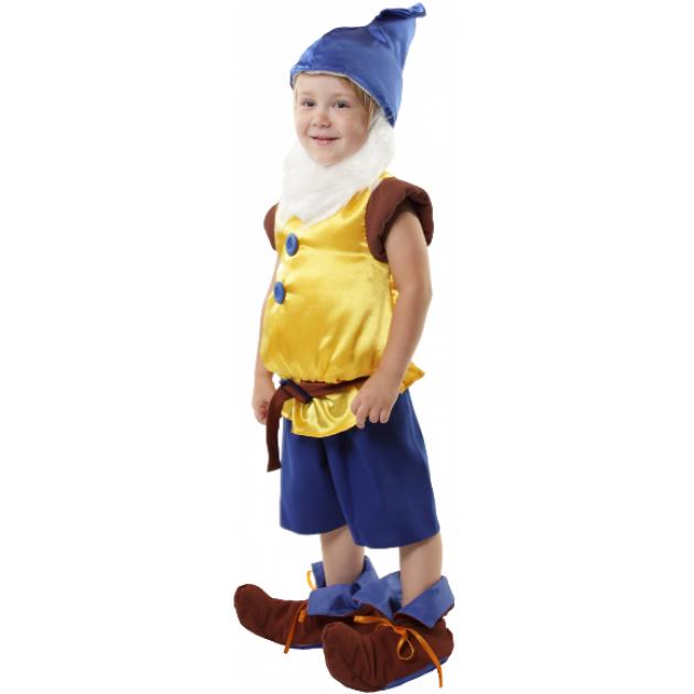 Карнавальный костюм для мальчика Вестифика Гномик