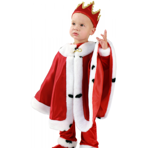 Карнавальный костюм для мальчика Вестифика Король