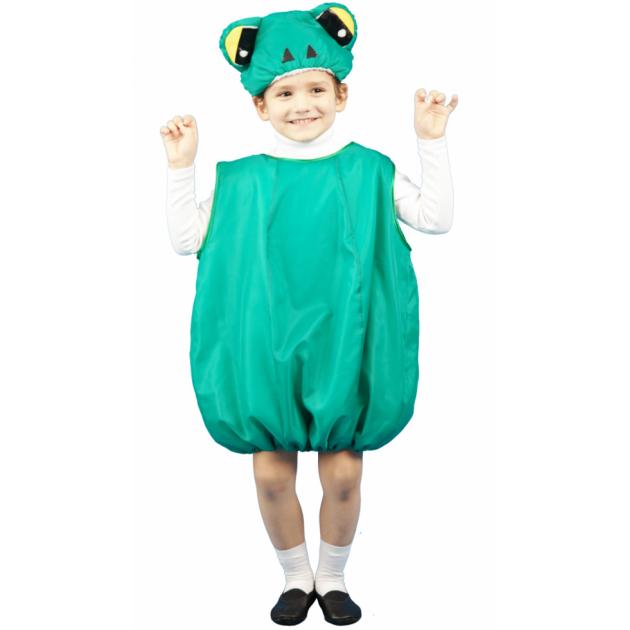 Карнавальный костюм для мальчика Вестифика Лягушонок