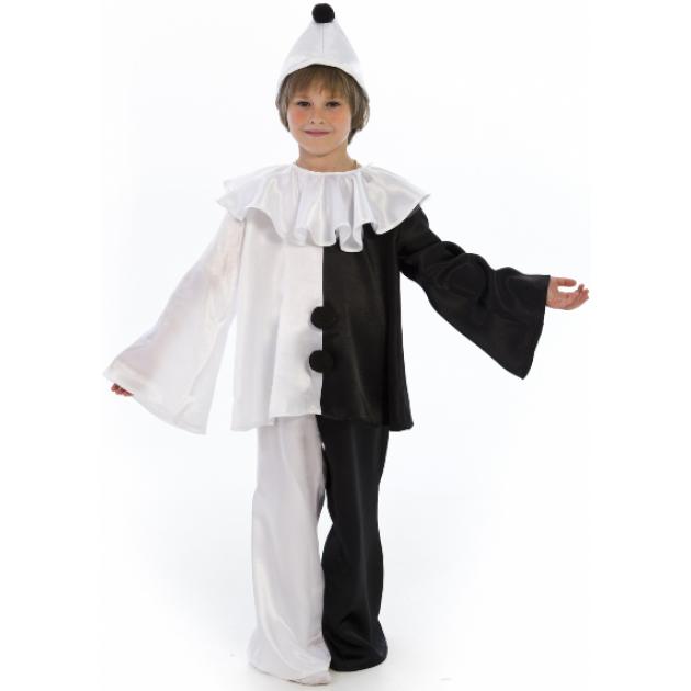 Карнавальный костюм для мальчика Вестифика Пьеро