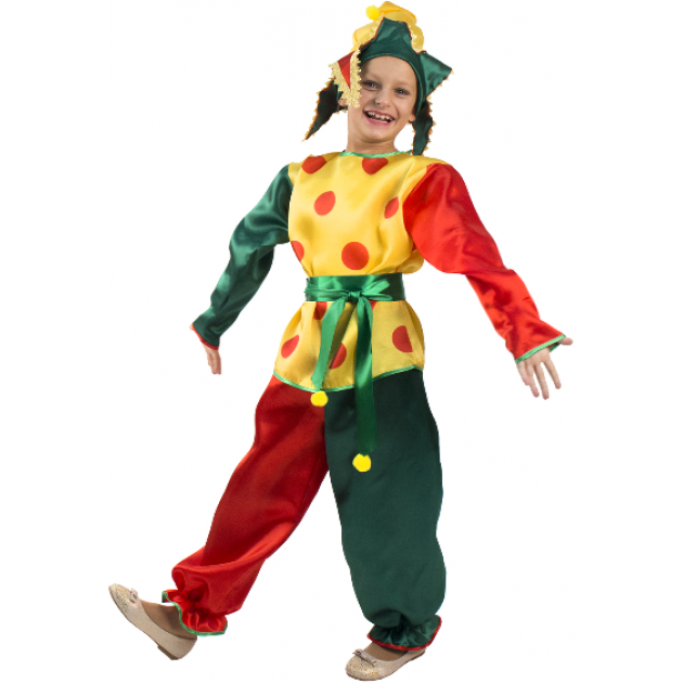 Карнавальный костюм для мальчика Вестифика Петрушка