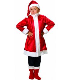Карнавальный костюм для мальчика Вестифика Санта...