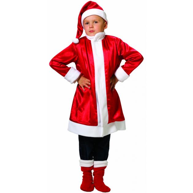 Карнавальный костюм для мальчика Вестифика Санта