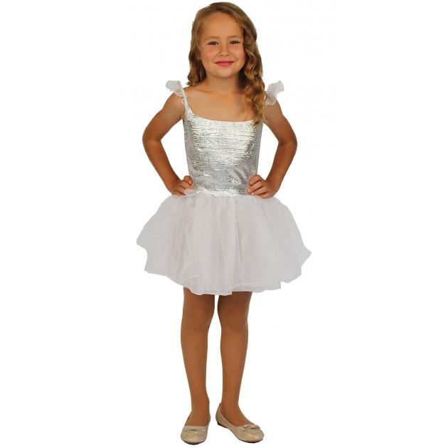 Карнавальный костюм для девочки Вестифика Снежинка