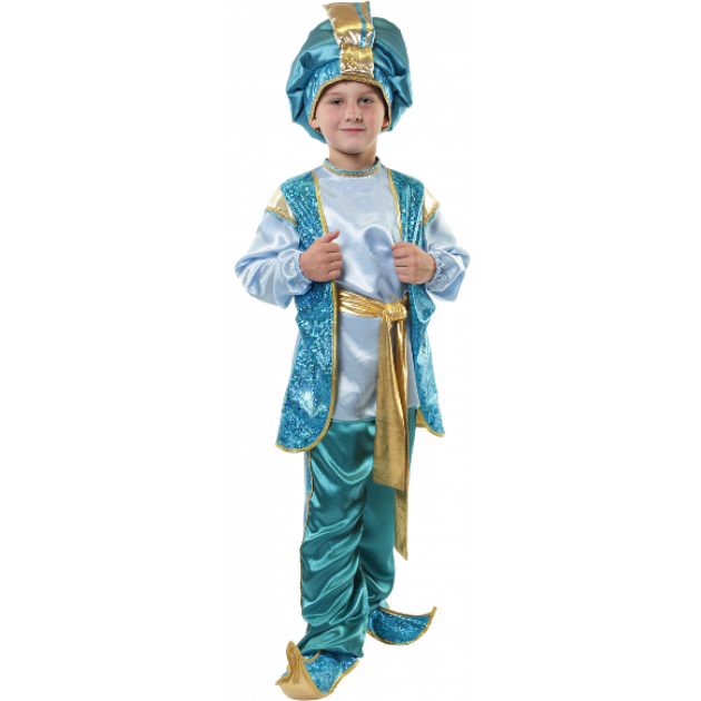 Новогодни костюм для мальчика султан своими руками