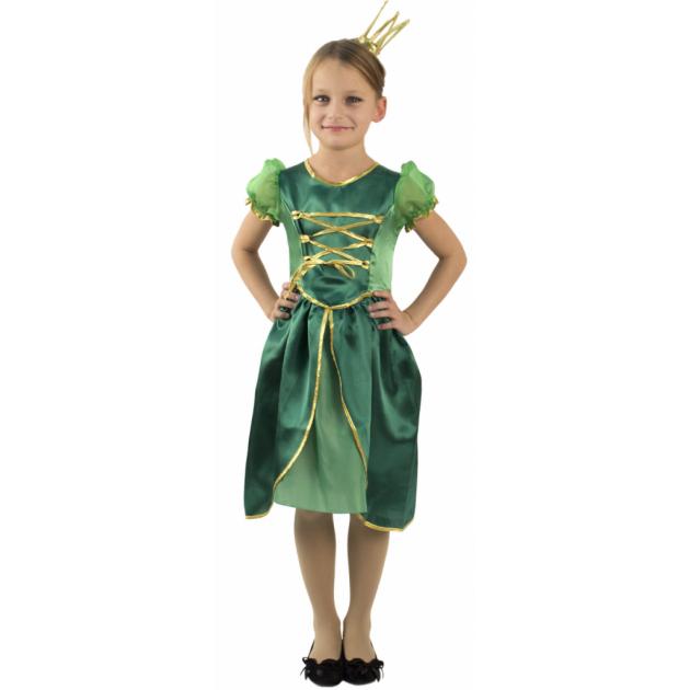 Карнавальный костюм для девочки Вестифика Царевна лягушка