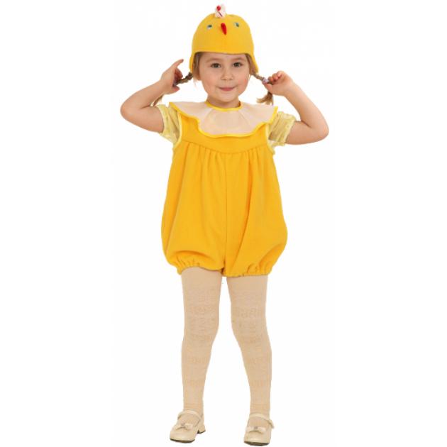 Карнавальный костюм для девочки Вестифика Цыпленок