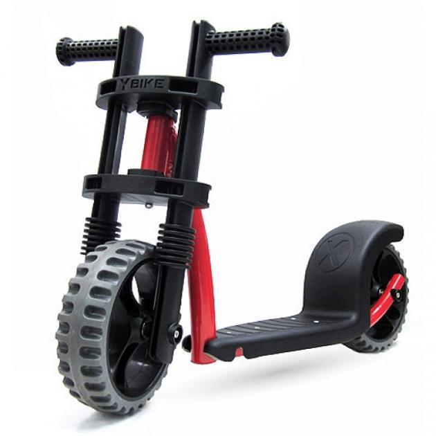 Двухколесный детский самокат Y-Bike Kicker (И-Байк) YKICK2