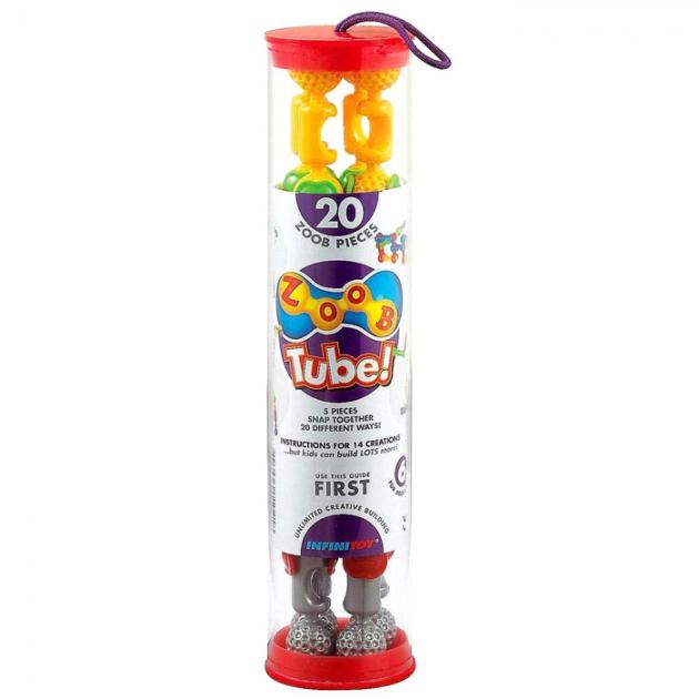 Конструктор Zoob Tube 20 деталей 11021