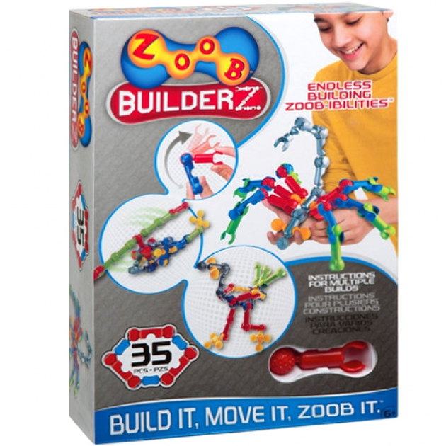 Конструктор Zoob 35 деталей 11035